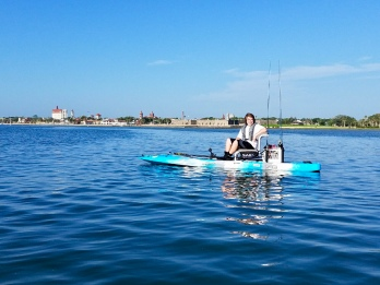 Kayaking in the Matanzas
