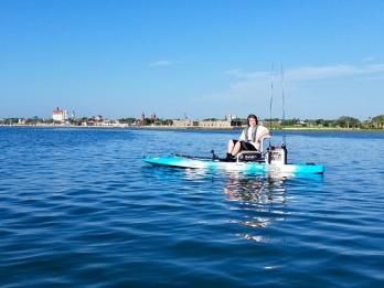 Kayaking in the Matanzas