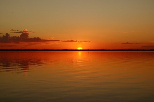 Sunset on the St. Johns River
